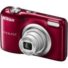NIKON Coolpix A10 Red + ΔΩΡΟ NIKON CS-S14 black case for S1000pj (ΕΩΣ 6 ΑΤΟΚΕΣ ή 60 ΔΟΣΕΙΣ)