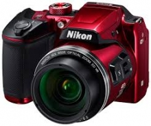 NIKON Coolpix B500 RED + VARTA Pocket Charger + 4x ΑΑ 2100mAh (ΕΩΣ 6 ΑΤΟΚΕΣ ή 60 ΔΟΣΕΙΣ)