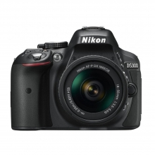 NIKON D5300 + AF-P DX Nikkor 18-55 f3.5-5.6G Black Kit + SanDisk SD Ultra 16GB 80MB/s Class 10 (ΕΩΣ 6 ΑΤΟΚΕΣ ή 60 ΔΟΣΕΙΣ)