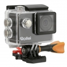 Rollei Βιντεοκάμερα δράσης Actioncam 300 Plus(ΕΩΣ 6 ΑΤΟΚΕΣ ή 60 ΔΟΣΕΙΣ)