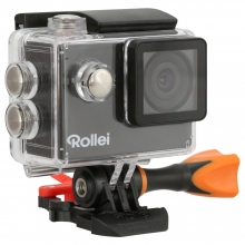 Rollei Βιντεοκάμερα δράσης  Actioncam 350 Black(ΕΩΣ 6 ΑΤΟΚΕΣ ή 60 ΔΟΣΕΙΣ)