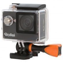 Rollei Βιντεοκάμερα δράσης  Action Cam 415 Black(ΕΩΣ 6 ΑΤΟΚΕΣ ή 60 ΔΟΣΕΙΣ)