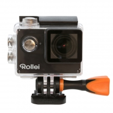 Rollei Βιντεοκάμερα δράσης Actioncam 425 4K Black(ΕΩΣ 6 ΑΤΟΚΕΣ ή 60 ΔΟΣΕΙΣ)