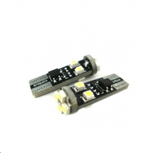 T10 Can Bus με 8 SMD 1210 Ψυχρό Λευκό 05112