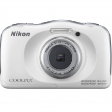 NIKON Coolpix W100 White Backpack kit  + ΔΩΡΟ SanDisk USB 2.0(533457)(ΕΩΣ 6 ΑΤΟΚΕΣ ή 60 ΔΟΣΕΙΣ)